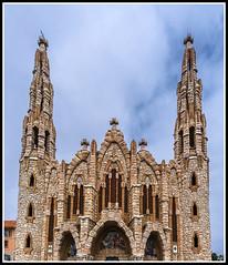 Paseando por Alicante (edomingo) Tags: edomingo olympusomdem5 mzuiko1240 alicante santuario santamaríamagdalena novelda