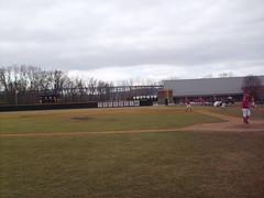 Poughkeepsie 4 (MFHarris) Tags: marist poughkeepsie ncaa collegebaseball mccann redfoxes ballpark baseball stadium