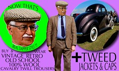 Tweed Dapper Sphere part 4 (Make Oxygen... Kill Co2...Plant More Trees) Tags: old vintage car tweed cap jacket mens dapper 2018 fashion cavalrytwill gents plaid tweedcoat flat cheesecutter auto nz kiwi country tie clothes poster sign text houndstooth dogtooth retro oldschool tweedcap tweedjacket menstweedjacket opa pa granpa scottish uk thetweedride thedistingiushedmanride distinguished needfortweed man past older alt kiwiana newzealand auckland wellington hastings christchurch dunedin invercargill rotorua wanganui southisland northisland