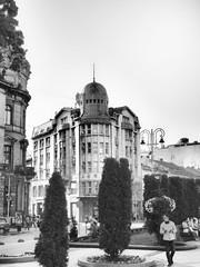 Lviv-20 (wichrzu_wichrzu) Tags: lviv may spring city street architecture streetphoto