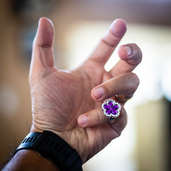 2018-140 Bling (Michael_Soliman) Tags: 2018 year7 ring hand project365