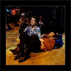 Série Atelier des Lumières : N°4 - Le Bonheur - (Jean-Louis DUMAS) Tags: peintre peinture abstract abstraction artiste artist artistique art gens people personne