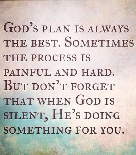 God S Plan image