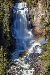 Alexander Falls, Whistler, BC (PIERRE LECLERC PHOTO) Tags: alexanderfalls waterfall water river rapids flow whistler bc britishcolumbia canada whistlerblackcomb seatosky highway99 nature landscape wilderness rainbow outdoors adventure pierreleclercphotography canon5dsr