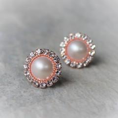 Rose Gold Earrings, Rose Gold Pearl Earrings, Rose Gold Wedding Jewelry, Bridesmaid Jewelry Gift, Bridesmaid Earring Gift https://t.co/rgk9I92trM #weddings #gifts #jewelry #bridesmaid #earrings https://t.co/gAP69gRRLj (petalperceptions.etsy.com) Tags: etsy gift shop fashion jewelry cute