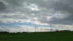 Wolken im April (ON-Fotografie) Tags: wolken himmel april draussen wetter aprilwetter