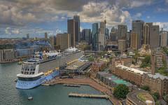 Ovation of the Seas Sydney