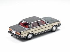 1984 Toyota Cresta Super Lucent (2) (MKZ123) Tags: tomicalimitedvintage diecast toyota gx71 car tomytec toyotacresta 164 トヨタ トミカ tomica
