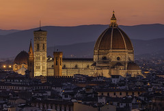 Firenze (Dany Eid) Tags: florence italy tuscany city cityscape historical history golden hour travel europe
