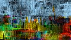 kampf der farben-jw-3122-1 (eduard43) Tags: farben colors monotonie monotony kampf fight art digiart abstract abstrakt 2018 eb jw pscc visualart