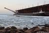 csv_et5118dkiceS_rb (rburdick27) Tags: ice barge tug lakesuperior sunrise marquette clydesvanenkevort erietrader puremichigan scenicmichigan