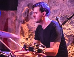 20180107_0019_1 (Bruce McPherson) Tags: brucemcphersonphotography theelectricmonks timsars emilychambers brendankrieg guiltco livemusic jazzmusic livejazzmusic saxophone trombone guitar electricguitar electricbass bass drums jazzdrummer lowlight lowlightphotography concert gastown vancouver bc canada