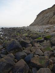 P5036034 (Paul Henegan) Tags: montaukny bluff rocks shore