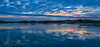 Sunset Pano Rpgerstown (Leo Bissett) Tags: estuary rogerstown rush water wildlife calm serene peace reflection cloud shore sea beach starnd
