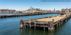Red Hook (20180422-DSC05243) (Michael.Lee.Pics.NYC) Tags: newyork redhook brooklyn eriebasin lowermanhattan watertaxi ikea pier wtc worldtradecenter architecture cityscape skyline sony a7rm2 fe24105mmf4g onemanhattansquare