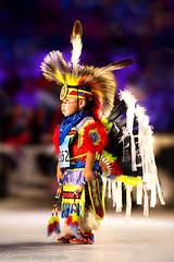 Gathering of Nations: Rising Generation (OJeffrey Photography) Tags: gon gatheringofnations nativeamerican americanindian native tradionaldress traditionalcostume child portrait albuquerque nm newmexico powwow dancer nikon d500 ojeffrey ojeffreyphotography jeffowens
