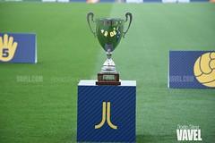 DSC_0692 (VAVEL España (www.vavel.com)) Tags: fcb barcelona barça blaugrana culé azulgrana villarreal submarino amarillo liga campeones pasillo iniesta fútbol primera