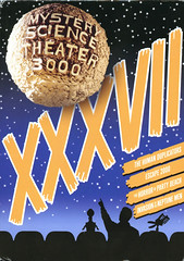 MST3K-Volume-XXXVII (Count_Strad) Tags: movie dvd bluray rifftrax badmovie filmcrew horror action comedy drama blockbustervideo rules