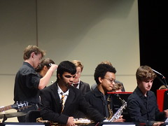 DSC08783 (sabrinasebronasedona) Tags: band orchestra bandconcert orchestraconcert concertband symphonicband jazzband concertorchestra symphonicorchestra clarinet trumpet trombone conductor tuba flute percussion baritone