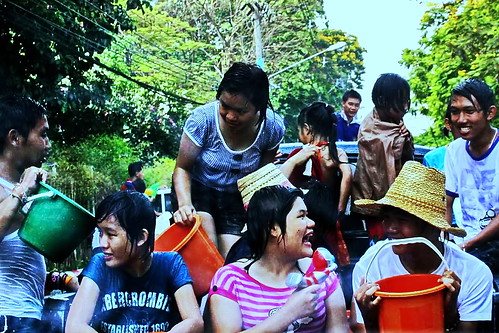 Songkran Revels