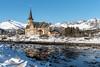 Vågan Church, Kabelvag, Lofoten (Stefan Giese) Tags: nikon d750 lofoten norwegen norway våganchurch holzkirche lofotenkathedrale cathedral gotisch neugotisch 24120mmf4 24120 kabelvag