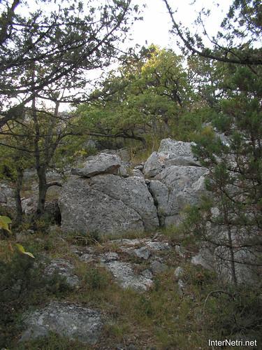 Крим, Таврські могильники на горі Кішка InterNetri Ukraine 2009 110