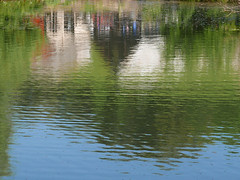 Abbotsbury reflections (auroradawn61) Tags: abbotsbury dorset uk england may 2018 lumixlx100 englishcountryside asunnyday pond reflections explored interestingness