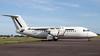 G-CEHA (Al Henderson) Tags: avalonaerospace aviation avro bae146 bedfordshire cityjet cranfield egtc eirjc gceha rj85 stored
