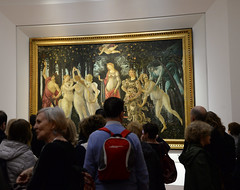 Florence (nicnac1000) Tags: uffizi firenze florence italy italia botticelli primavera
