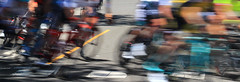 2018_05_19_8193-PS-crop (DA Edwards) Tags: california amgen northern tour amgentoc toc bicycle bike race sacramento 18th street heat peloton motorcycle cameraperson insane spring 2018 da edwards photography color blur speed