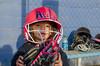 Aubrey's Helmet (Kevin MG) Tags: softball kids pretty little girl young youth cute team sport adorable toddler helmet glove field
