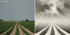 Before After - Countryside - Ben Heine Photography (Ben Heine) Tags: beforeafter benheinephotography photography nature landscape before after photoediting editing retouching photoretouching objectremoval colorcorrection photocorrection composition restoration photorestoration masking clippingpath clipping mattepainting retouche retouchephoto photographie foto fotografie