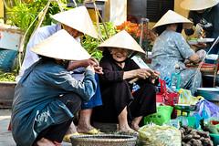 Old Women, Hoi An (Valdas Photo Trip) Tags: vietnam hoi an street photography