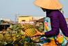 Floating Market; Can Tho, Mekong Delta (Valdas Photo Trip) Tags: vietnam can tho mekong delta river floating market