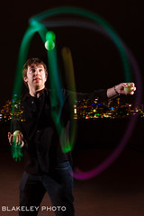 Open Flow Shoot 4/20/18 (Chris Blakeley) Tags: flow flowarts led longexposure seattle juggler juggling
