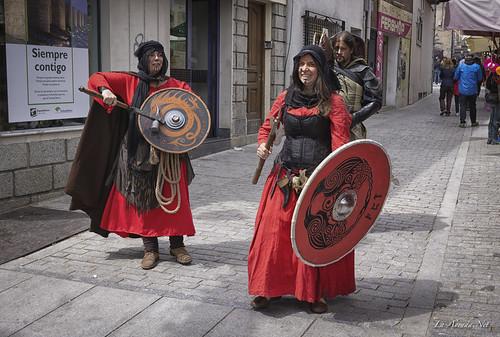 "XVII Mercado Medieval de La Adrada • <a style=""font-size:0.8em;"" href=""http://www.flickr.com/photos/133275046@N07/26995391937/"" target=""_blank"">View on Flickr</a>"