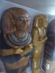 Miniature Coffins (Aidan McRae Thomson) Tags: tutankhamun ancient egyptian cairo museum egypt