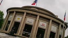 Palais d'Iéna, Paris (IFM Photographic) Tags: dsc0890a sonyxperiaz xperiaz sony mobilephone cameraphone sonyc6603 c6603 palaisdiéna palais diéna paris france 16tharrondisment 16th arondisment 16e ème 75016 augusteperret conseiléconomiquesocialetenvironnemental cese brutalist