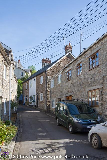 Frog Street, Bampton, Devon