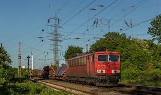 72_2018_05_08_03_Gelsenkirchen_Bismarck_6155_180_Rpool_mit_gem_Güterzug_Bottrop_Süd