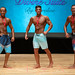 Men's Physique A - 2nd Yahya Moustati 1st Justin Medeiros 3rd Guillaume Touchette