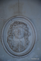 Замок Шенонсо Барельєфи InterNetri  France 070