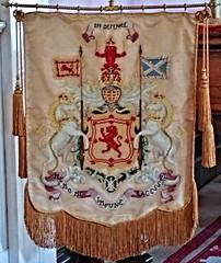 Coat of arms of the Kingdom of Scotland (Will S.) Tags: mypics hamilton ontario canada dundurncastle sirallannapiermacnab allanmacnab sirallanmacnab heraldry coatofarms kingdom scotland scottish