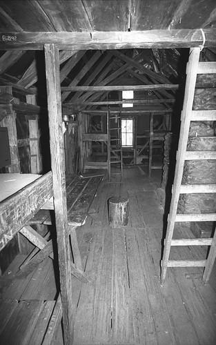 Cope Hut, Alpine Huts 1994-5 sheet 16 7