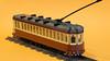 Peter Witt Streetcar (  Nouvilas ⟩) Tags: lego streetcar peter witt minifig car harlem 1930s train tram tranvia
