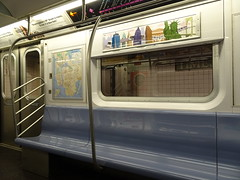 7 Line subway car, New York City (iainh124a) Tags: iainh124a newyork ny nyc manhattan bigapple sony sonycybershot dschx90 dschs90v cybershot dx90 dx90v