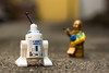 Weekend Warrior (cuurchk) Tags: lego starwars legostarwars c3po r2d2 starwarsc3po starwarsr2d2 weekendwarrior minifigure minifigs build create legophotography toyphotography minifigurephotography starwarsphotography starwarstoys