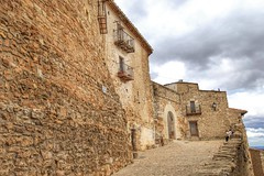 Culla. Castellon, Spain (mtm2935) Tags: supershot houses buildings architecture beautiful historic fortaleza antiguo antique templarfortress hilltown mountain fortress wallcity medieval rural sspain castellon culla