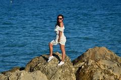Anastasiia (denis.nayk) Tags: white dress nice cute fitness