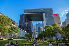 #hong kong #vitoria habor #sunset #canon 5d3 #canon 24_105 (days77) Tags: canon sunset vitoria hong